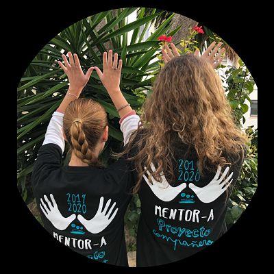 Abierto el plazo de inscripción del Proyecto Compañero y del Proyecto Mentoring para el curso 2019/2020